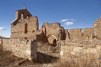 Imagen del enclave Ruinas de la iglesia de San Bartolomé