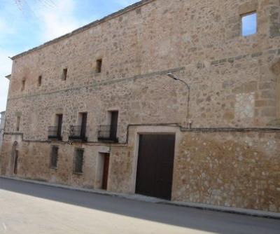 Imagen del enclave Villarejo de Fuentes