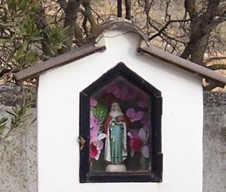 Ermita de la Virgen de la Horcajada, Ribagorda