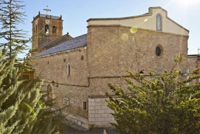 Iglesia de Santa María Magdalena, Valverde del Júcar
