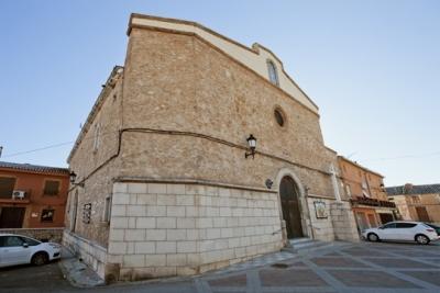 Imagen del enclave Iglesia de Santa María Magdalena