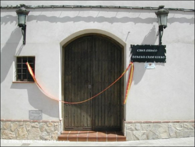 Casa Museo Teresa Cano Lillo